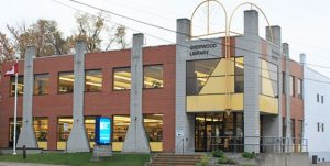 Presentation Hamilton Library Sherwood Branch @ Sherwood Library | Hamilton | Ontario | Canada